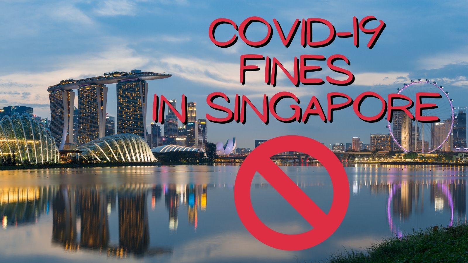 sgfinecity covid fines