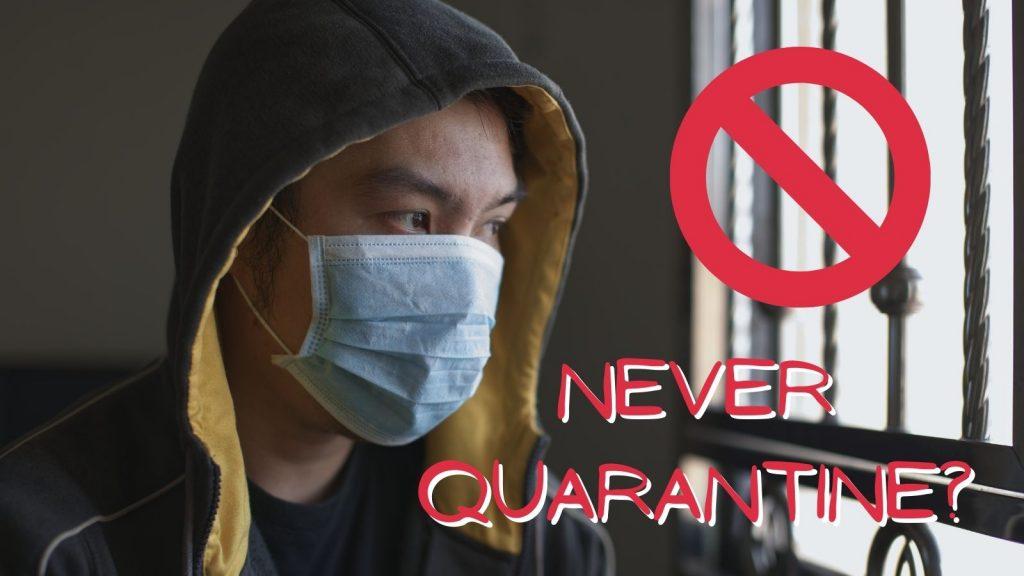 sgfinecity quarantine order