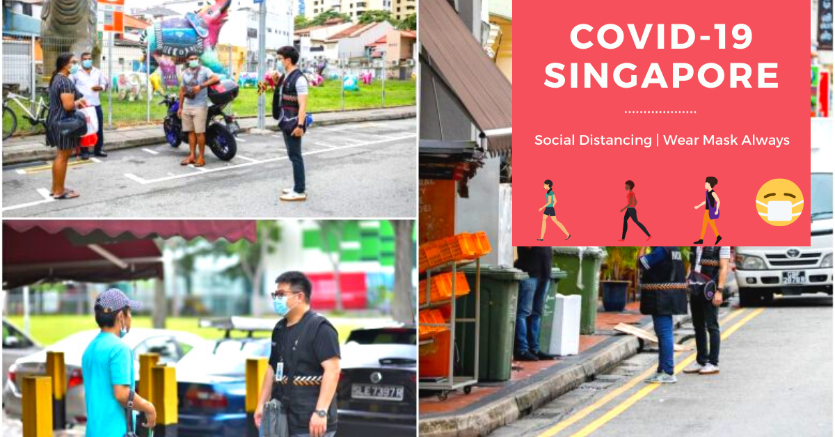 Covid19 Singapore Revoke Work Holder Permit