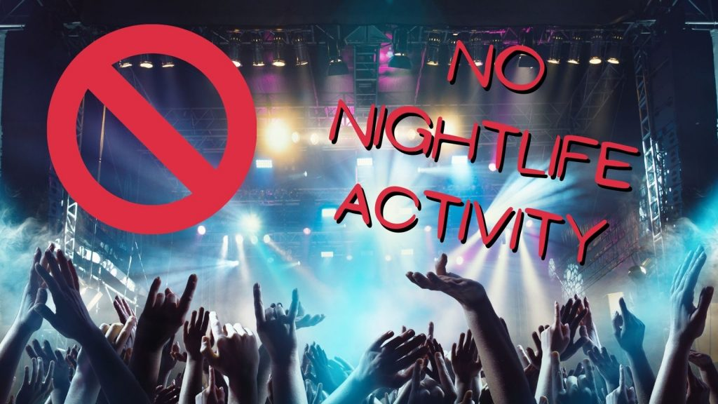 sgfinecity no nightlife
