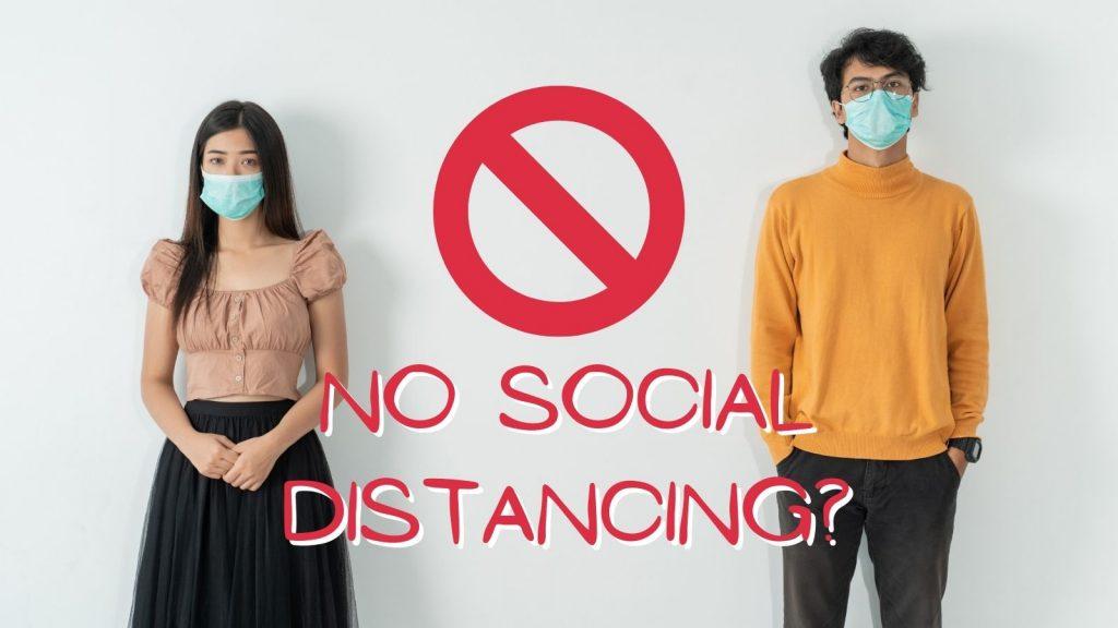 sgfinecity no social distance